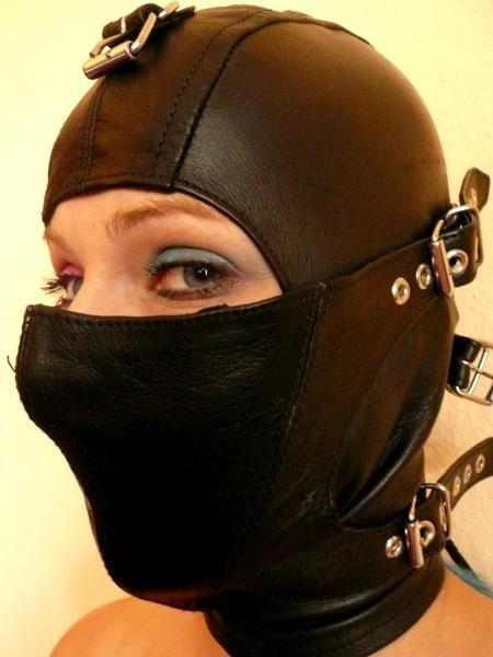 Piloten-Maske