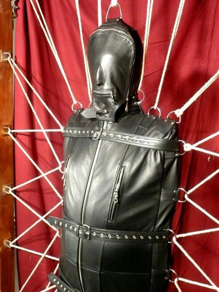 Schwerer Bodybag mit Baumwollfutter