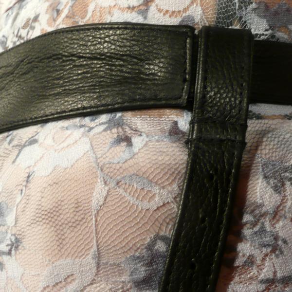 StrapOn-Harness Classic, schwarz