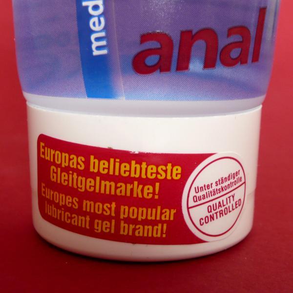 Aqua Glide Anal, 100 ml-Tube