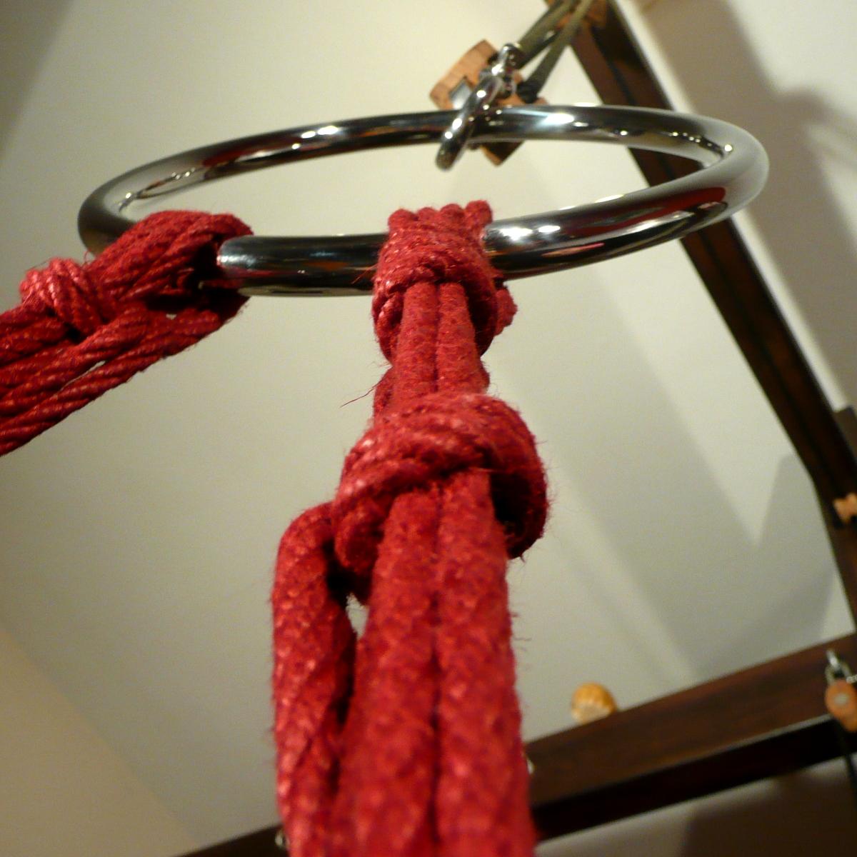 Rope bdsm video
