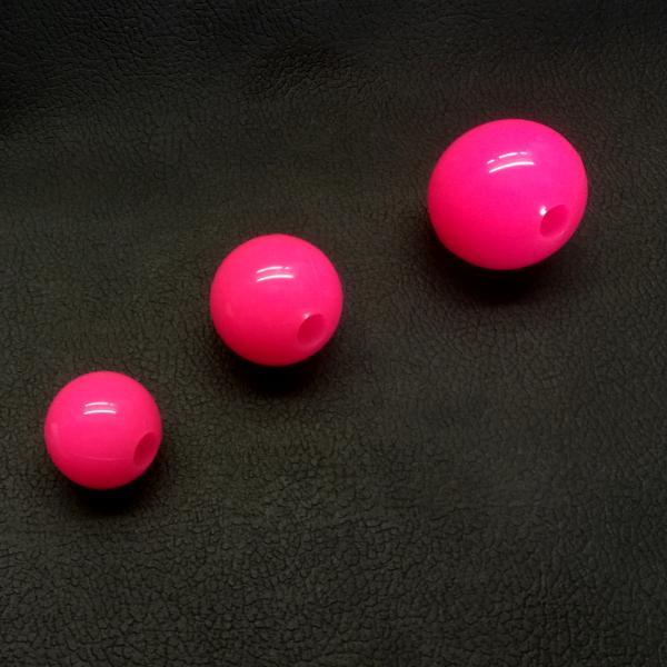 Silikonball einzeln, pink