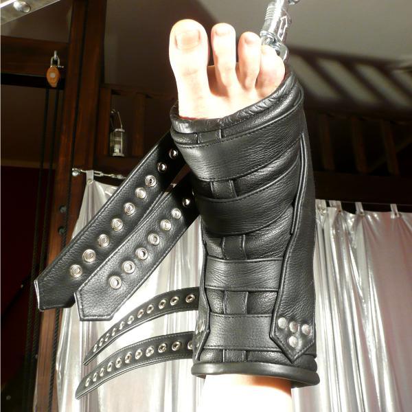 Schwere Fuß-Hängefessel
